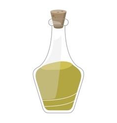Essential oil spa icon vector