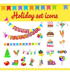 Festive background with carnival and vector