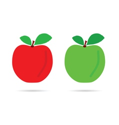 apple color vector image