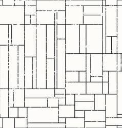 Monochrome scheme seamless texture with grunge vector