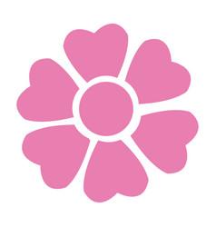 sakura flower japan natural season image vector image