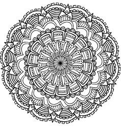Mandala 5 image vector