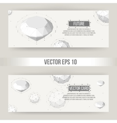 Abstract creative concept background of vector