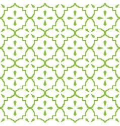 Seamless vintage doily pattern vector