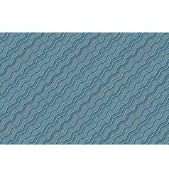 Hypnotic wave seamless background vector image