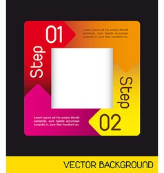 Design of advertisement numbers vector
