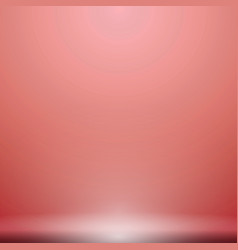 Abstract luxury red gradient with lighting vector