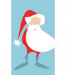 Santa clause vector image