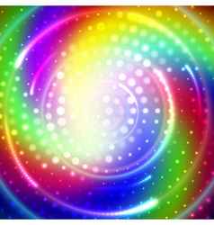 colorfull abstraction vector image vector image