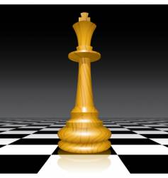 chessman vector image