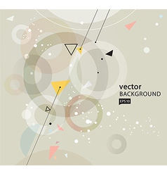 abstract background EPS10 vector image vector image