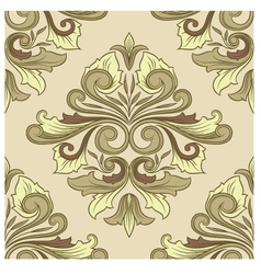 Classic Ornament Pattern vector image vector image