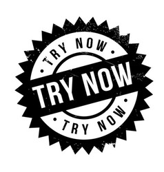 Try now rubber stamp vector