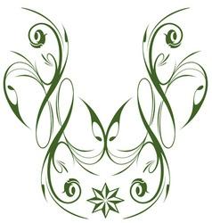 Irish insignia vector
