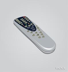 Remote TV Control vector image