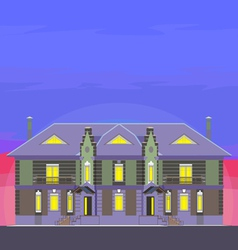02 classical mansion v vector