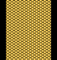 Brushed metal gold flake texture seamless backgrou vector
