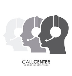 Call center vector
