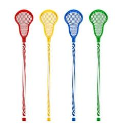 lacrosse 02 vector image vector image