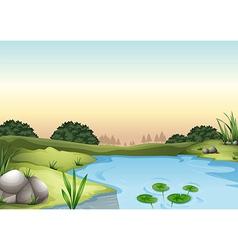 An ecosytem vector