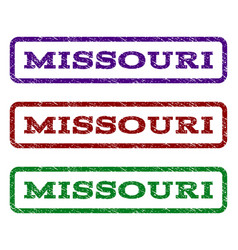 Missouri watermark stamp vector