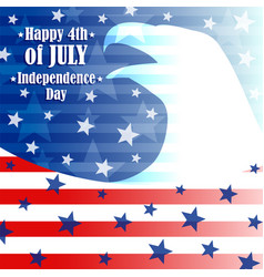 Independence day 4 th of july vector