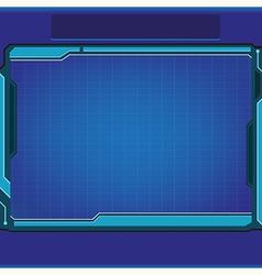 javis background vector image vector image