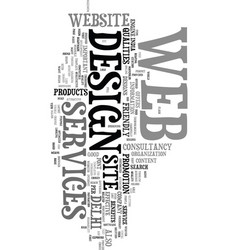 yes it glitters your web text word cloud concept vector image