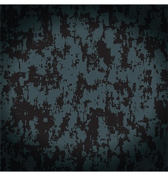 Dark grunge rusty vector