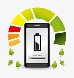 Go green design vector