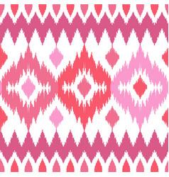 Ethnic romantic seamless pattern vector