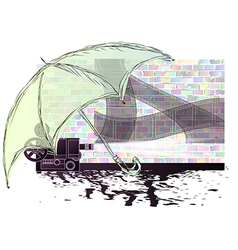 projector vector image