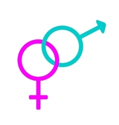 Gender sign 609 vector