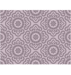 Seamless ornament background vector