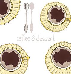 Breakfastt13 vector image