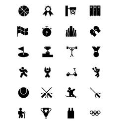 Sports icon 3 vector