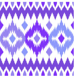 Ethnic winter seamless pattern vector