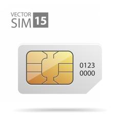 SimCard09 vector image