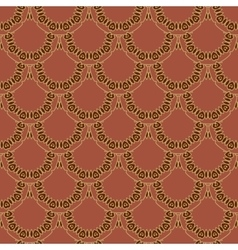 Boho-chic seamless pattern vector