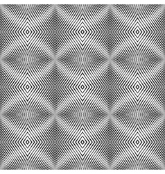 Optical art design vector