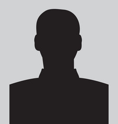 businessman avatar vector image vector image