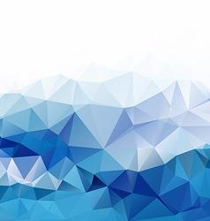 Polygonal Texture 16 vector image vector image