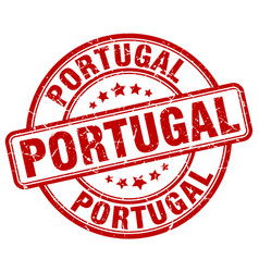 Portugal stamp vector