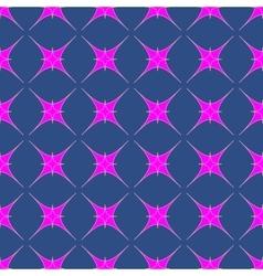 Star geometric seamless pattern 7109 vector