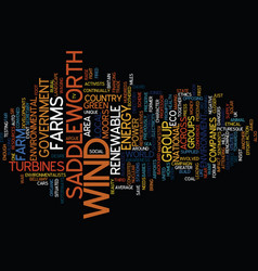 For or against wind farms text background word vector