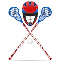 lacrosse 05 vector image