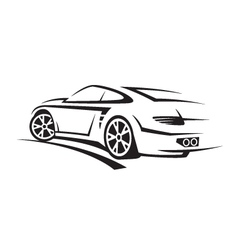 A car vector