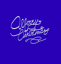 Merry christmas 4 vector