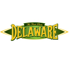 Delaware The First State vector image