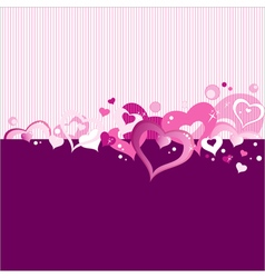 Valentine card 36 vector